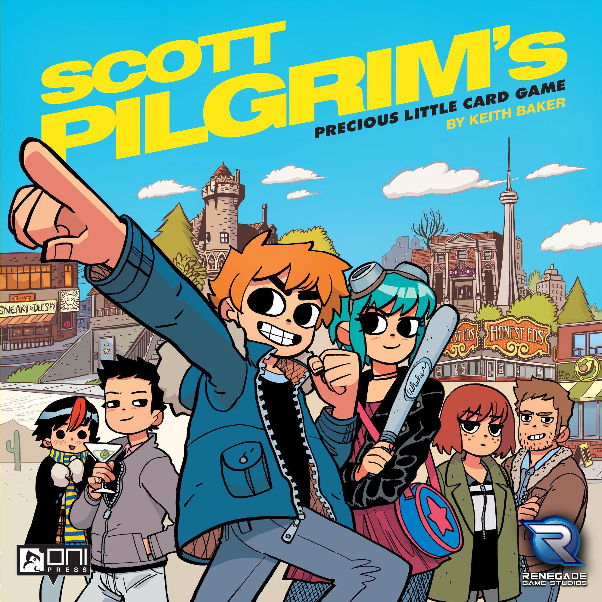 Scott Pilgrim's Precious Little Card Game