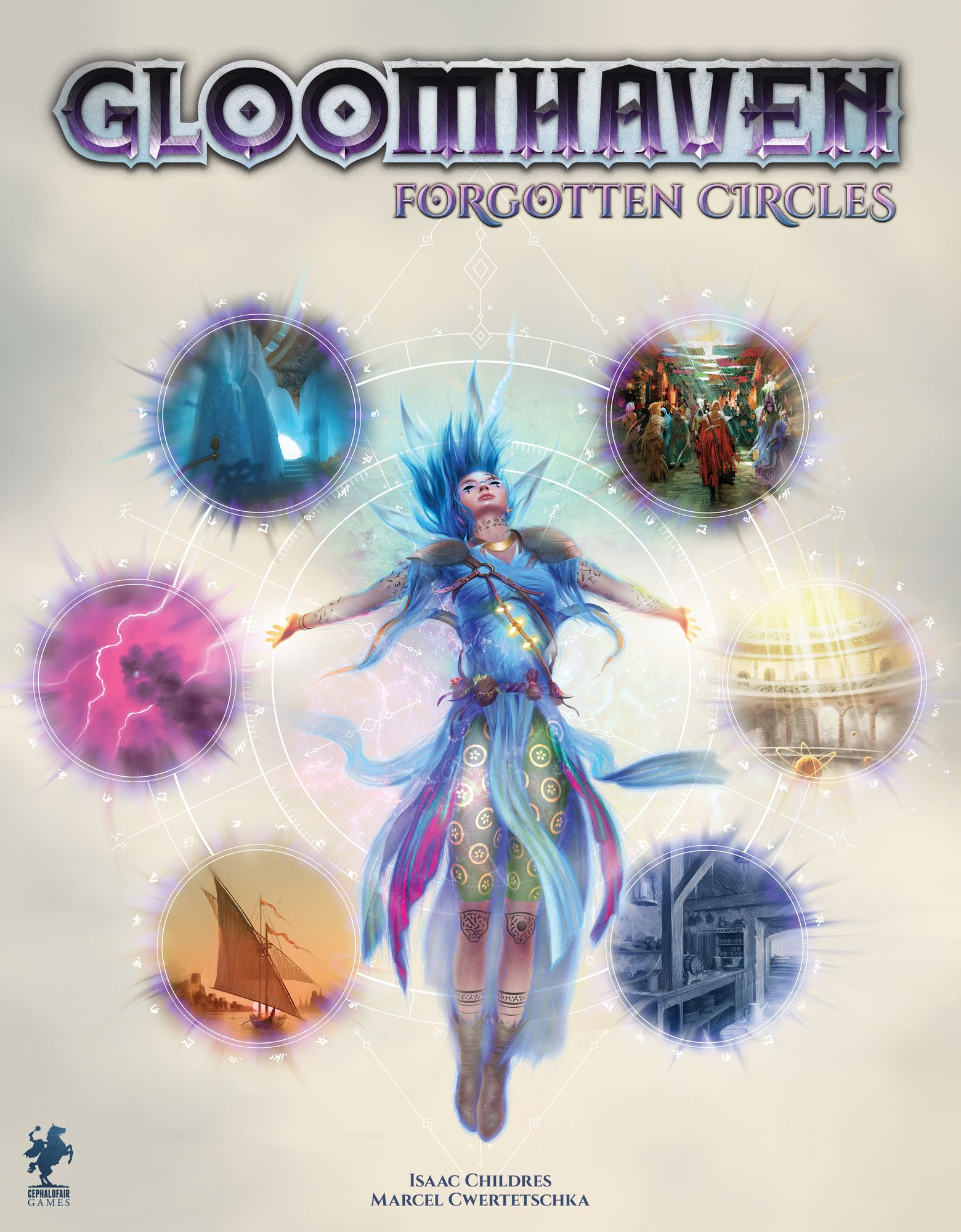Gloomhaven: Forgotten Circles Cover