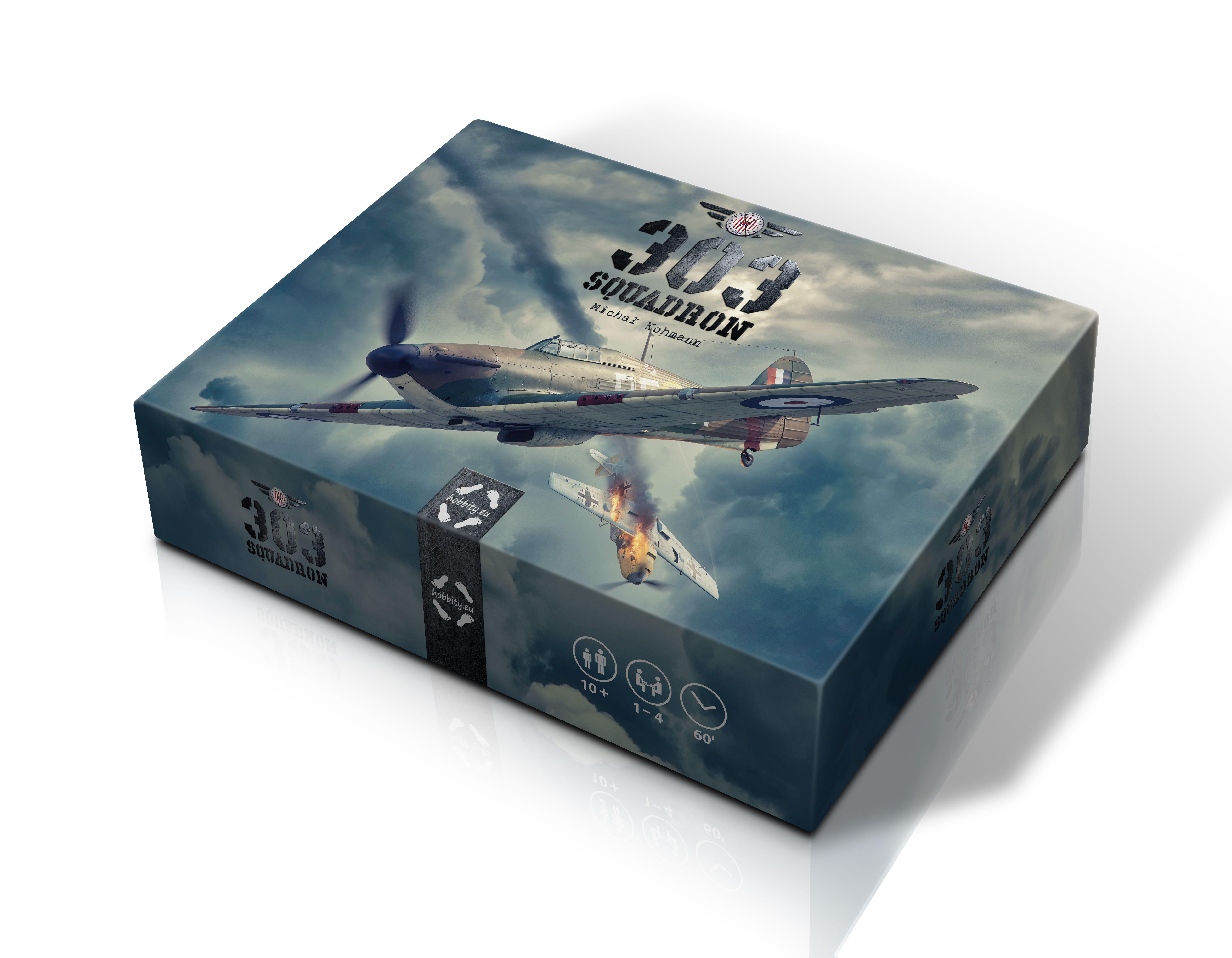 303 Squadron Caja