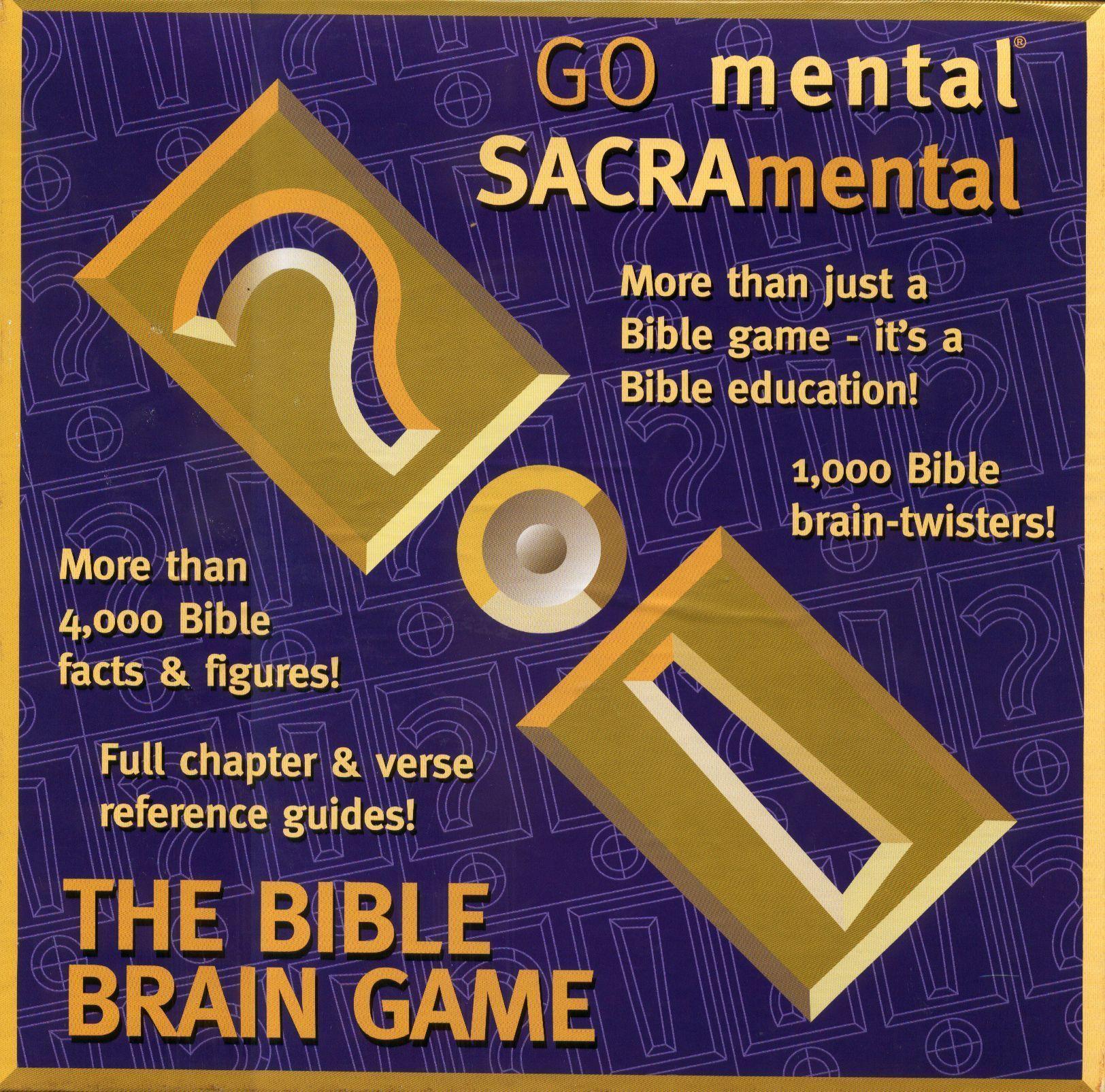 GO mental SACRAmental
