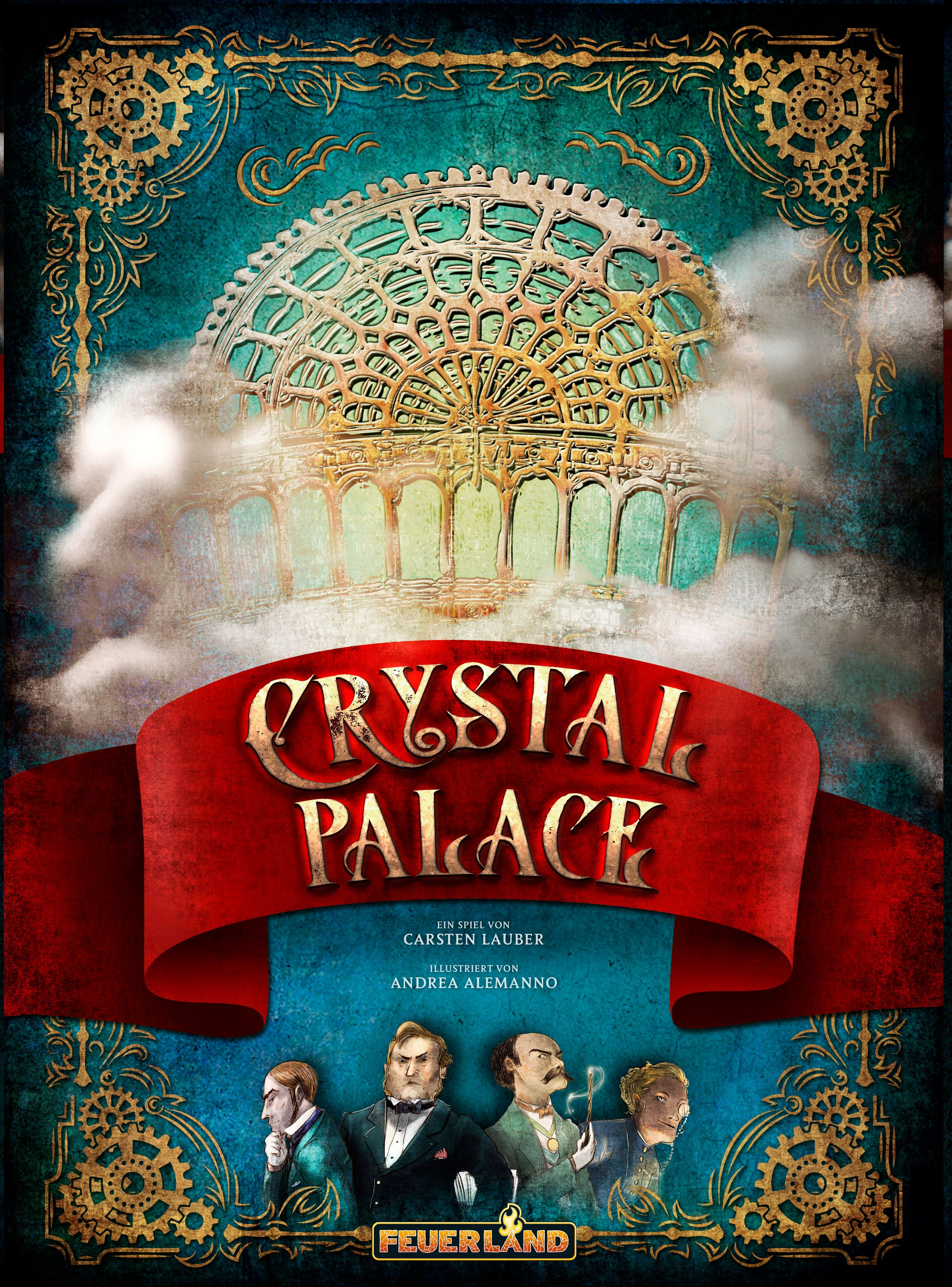 Crystal pallace