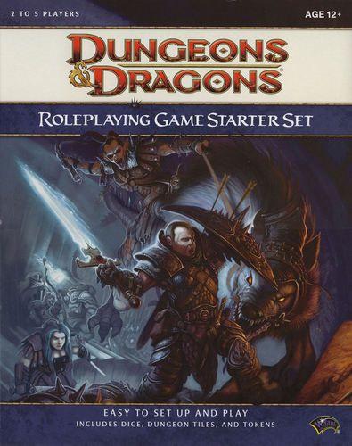 Dungeons & Dragons Roleplaying Game Starter Set