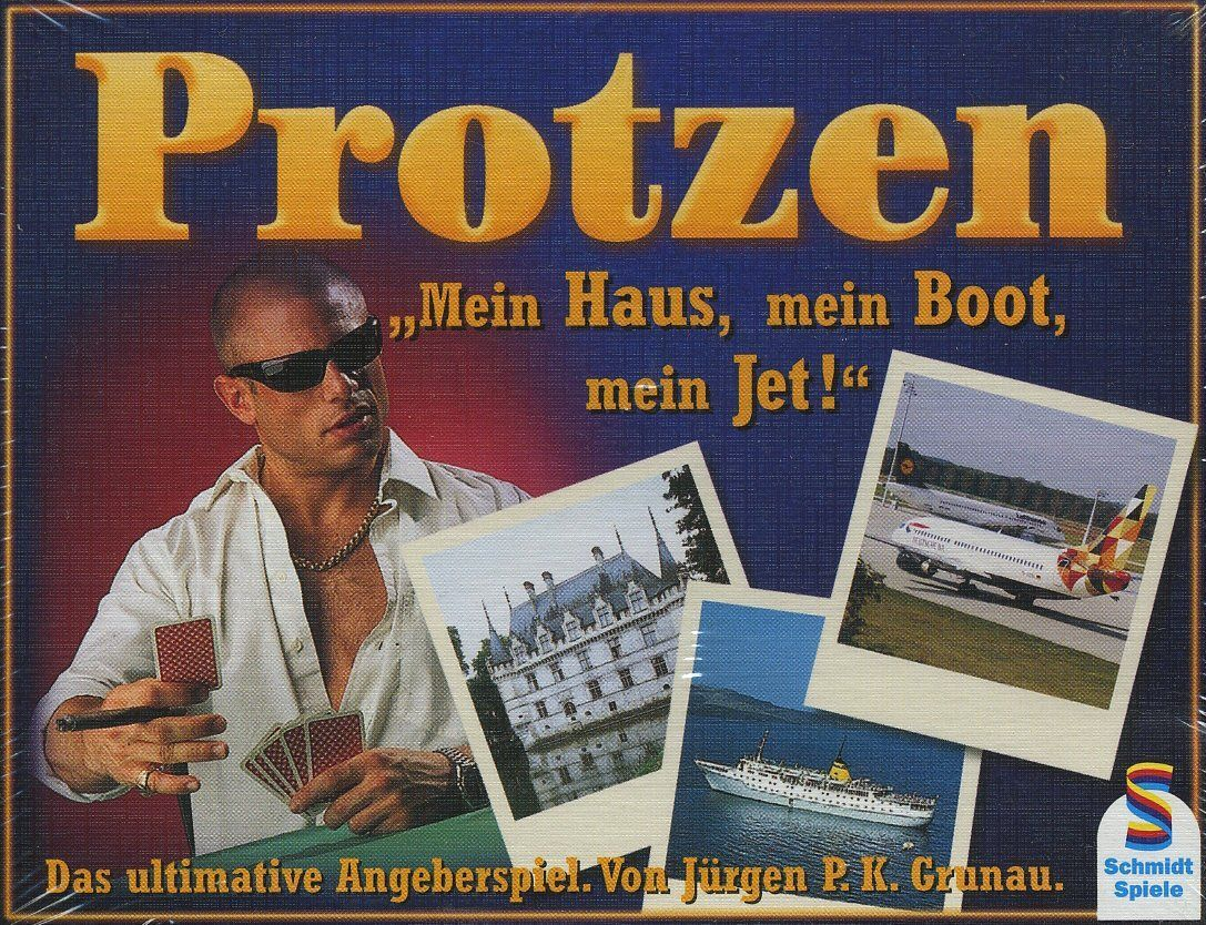 Protzen