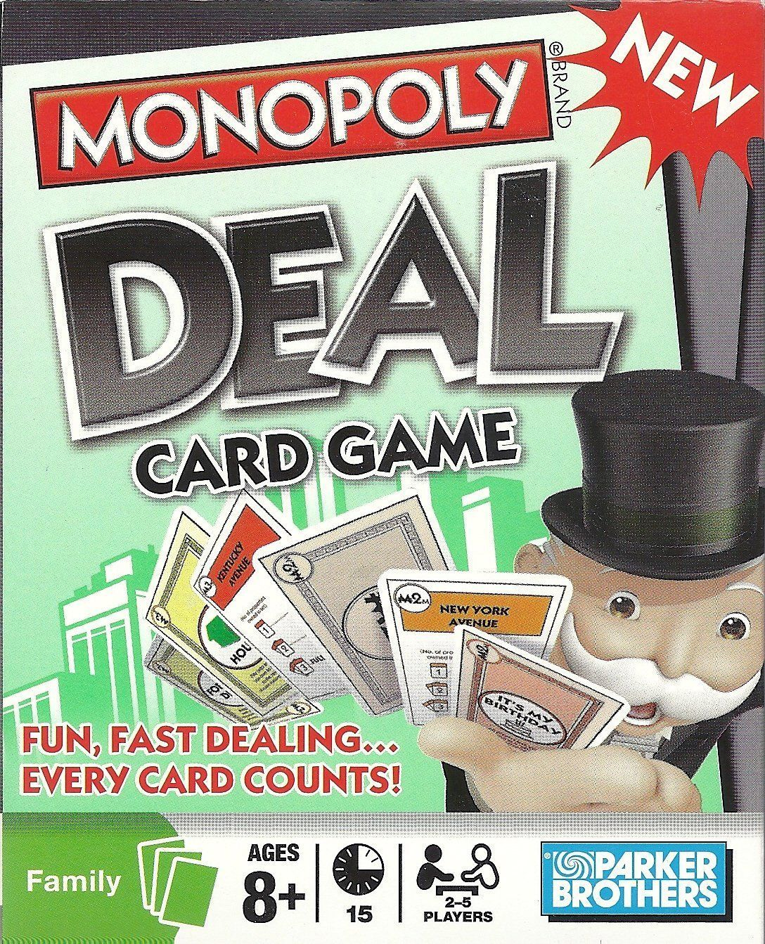 Main image for Monopoly Deal Card Game