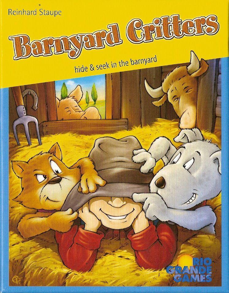 Barnyard Buddies