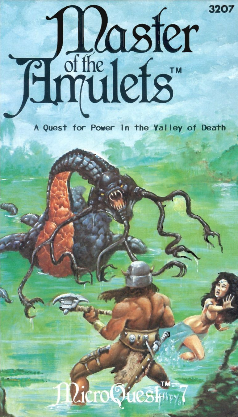 Master of the Amulets