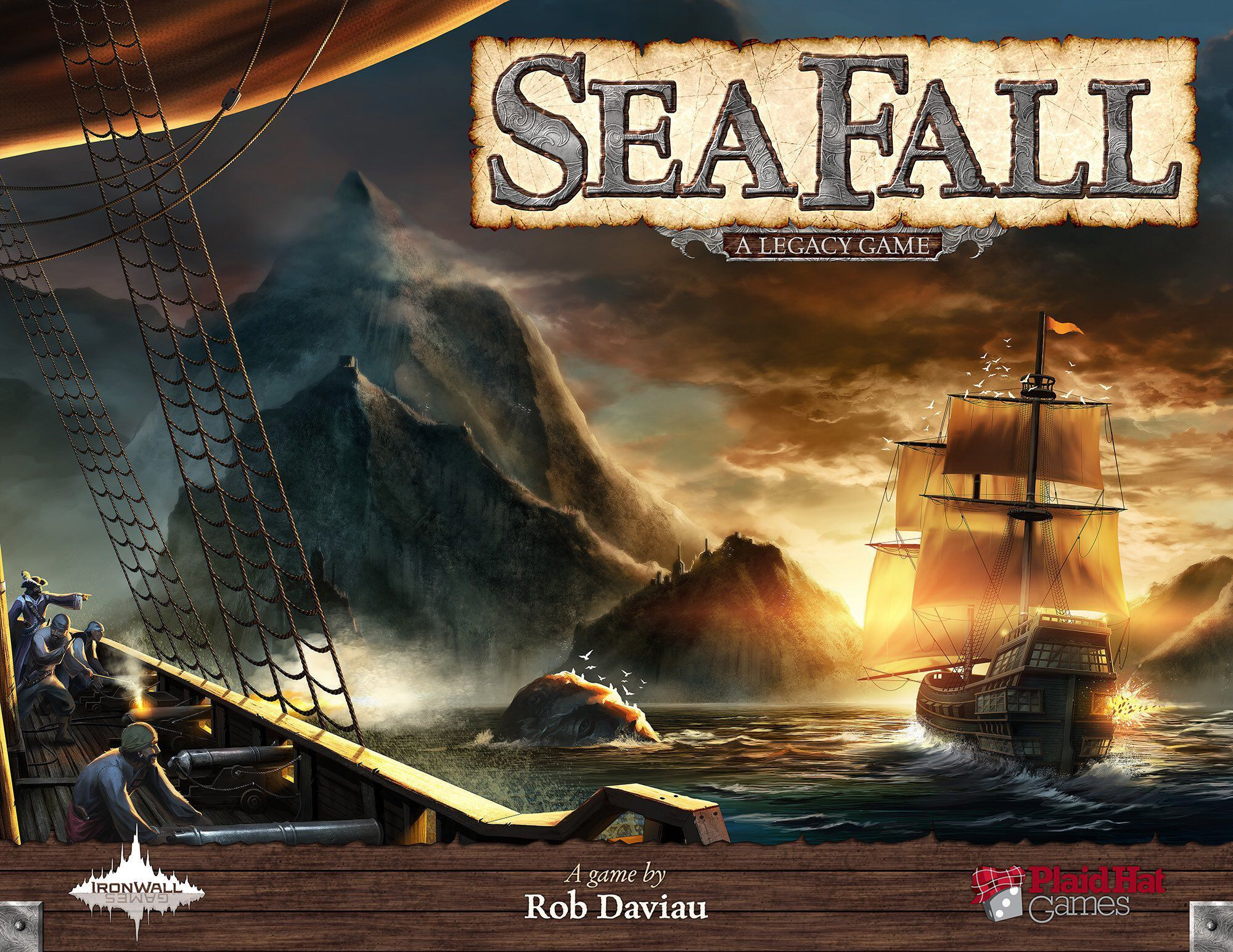 SeaFall Cover
