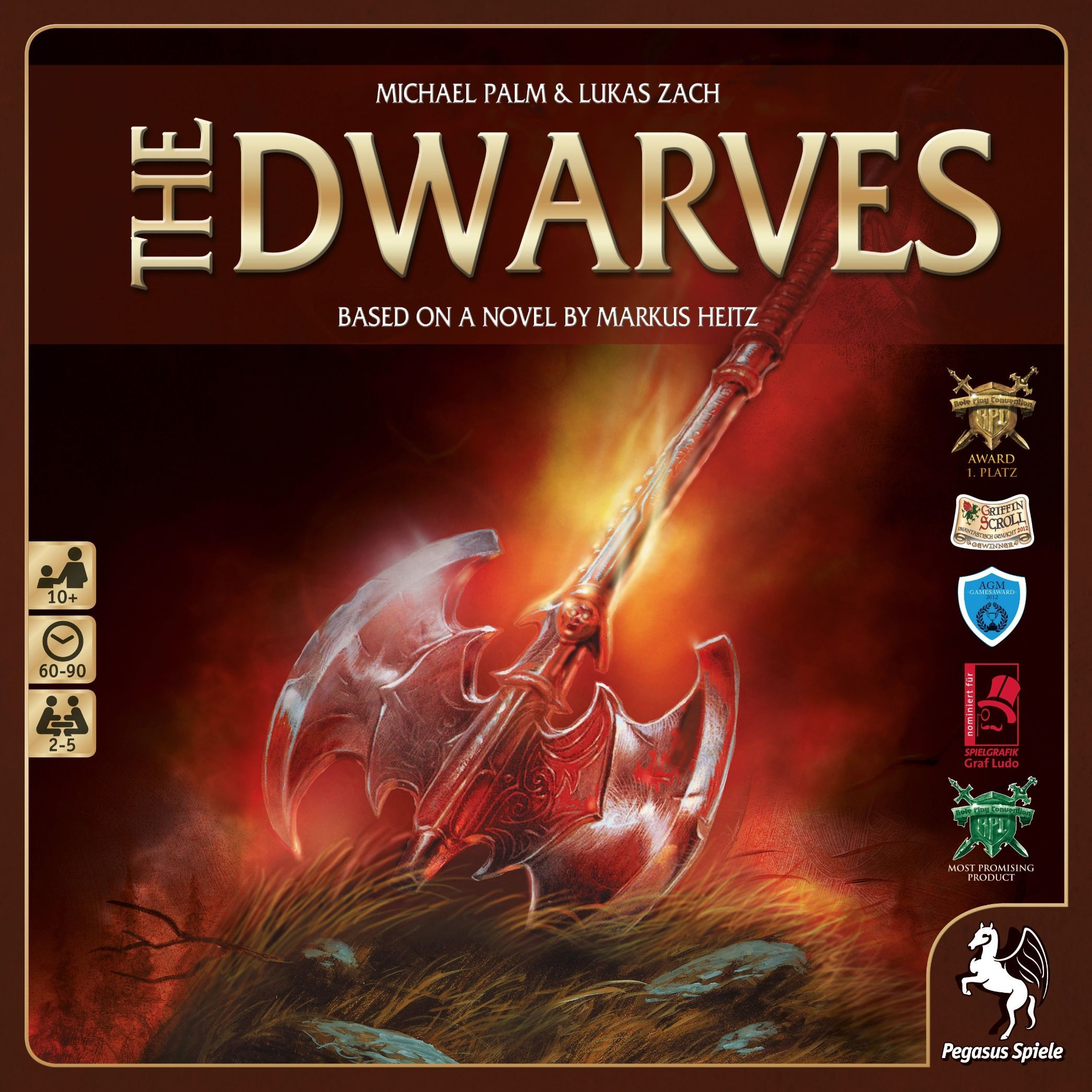 Main image for The Dwarves