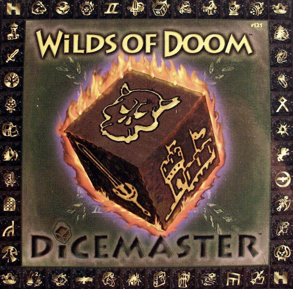 Dicemaster: Wilds of Doom
