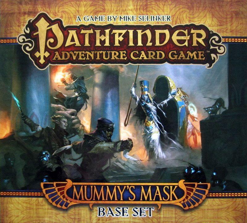 Main image for Pathfinder Adventure Card Game: Mummy's Mask – Base Set