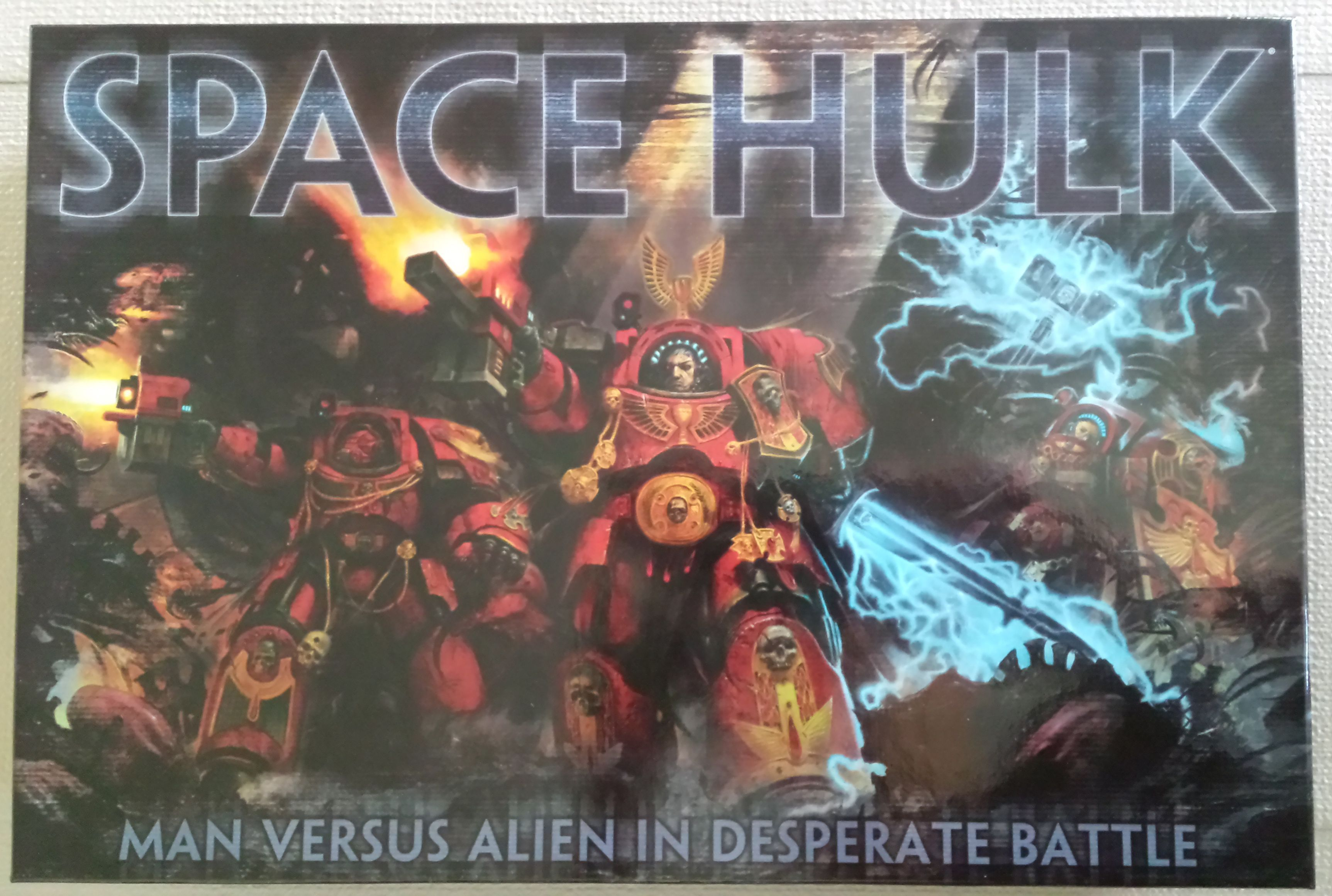 Main image for Space Hulk (fourth edition)