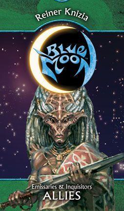 Blue Moon: Emissaries & Inquisitors – Allies