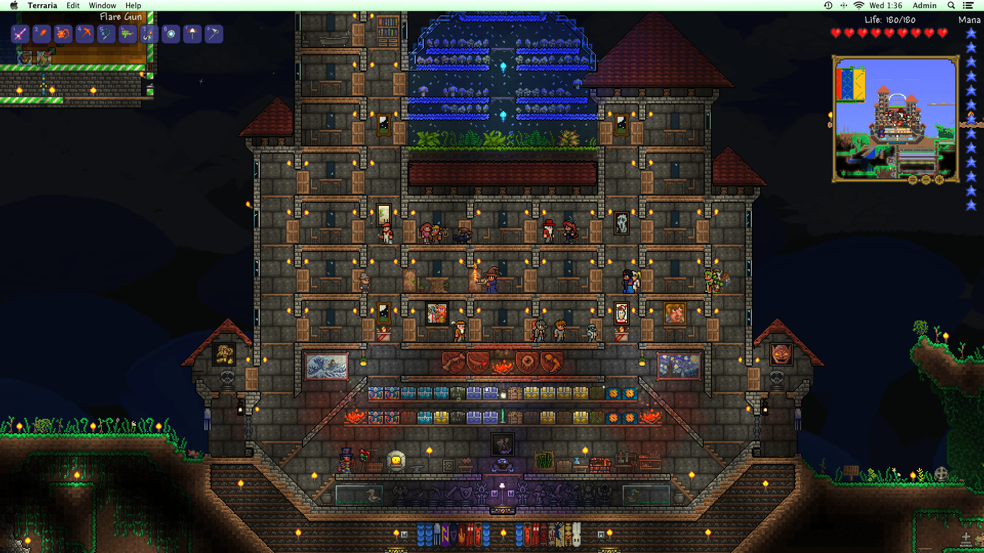 Terraria sessions | Steam Users Guild | BoardGameGeek