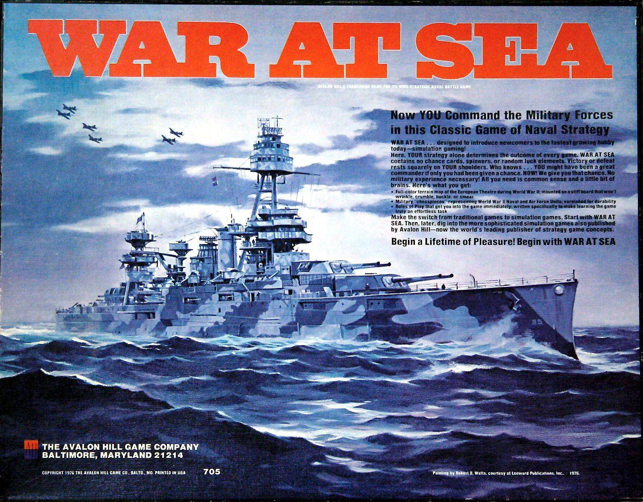 War at Sea (second edition)