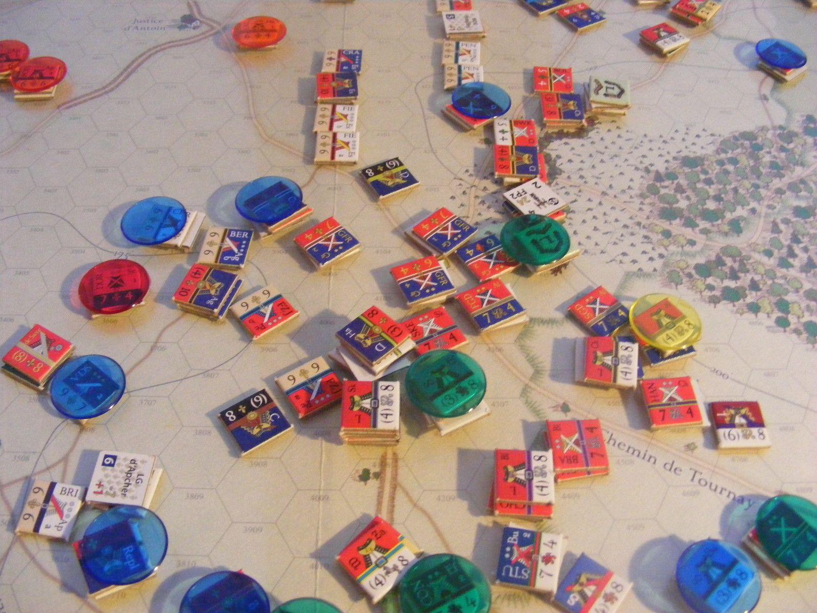 Fontenoy Scenario 5 0800 to 0900 | The Battle of Fontenoy