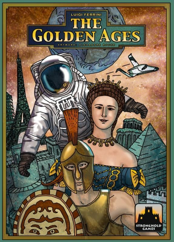 The Golden Ages Cover