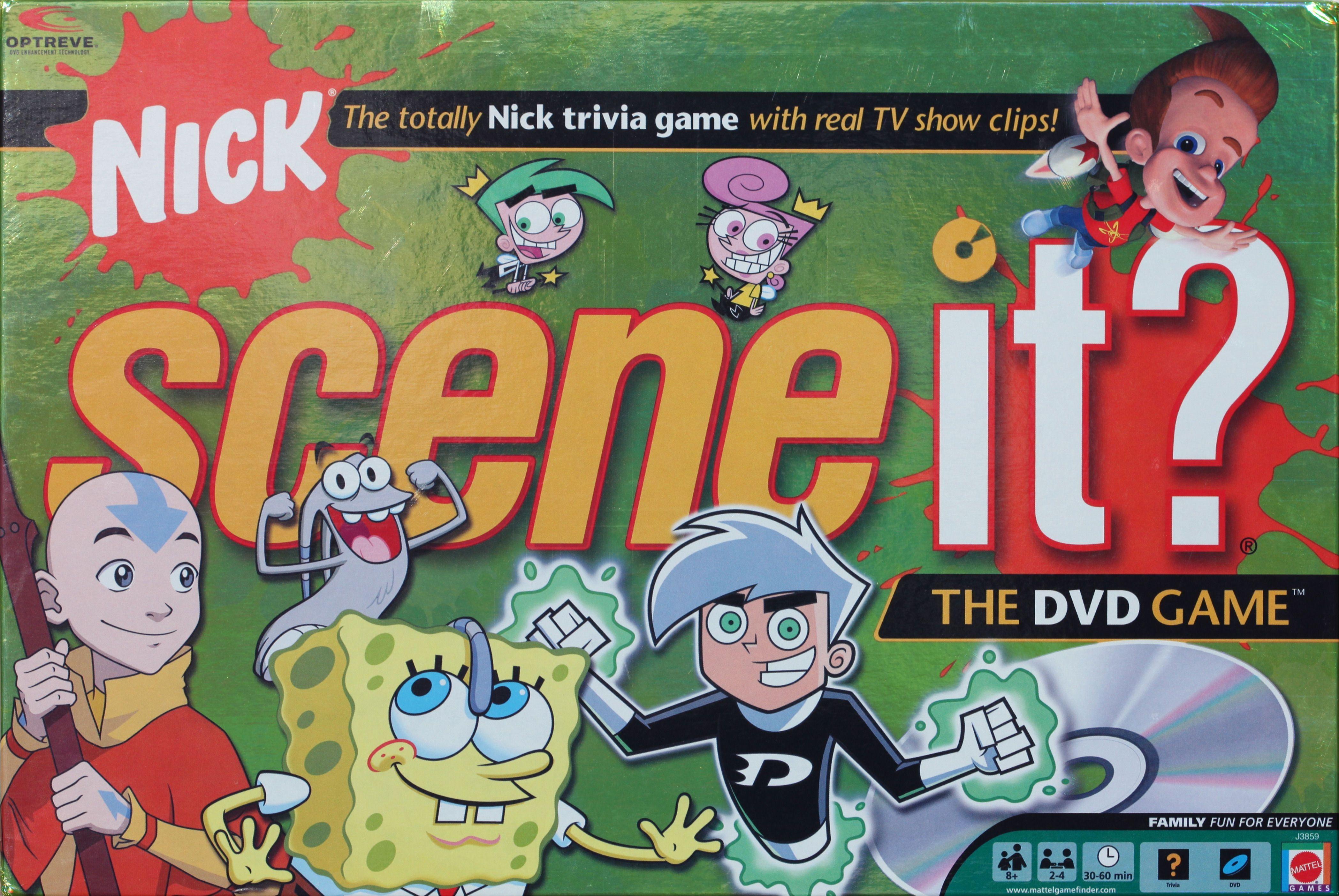Scene It? Nick