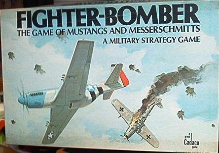 Fighter-Bomber: The Game of Mustangs and Messerschmitts