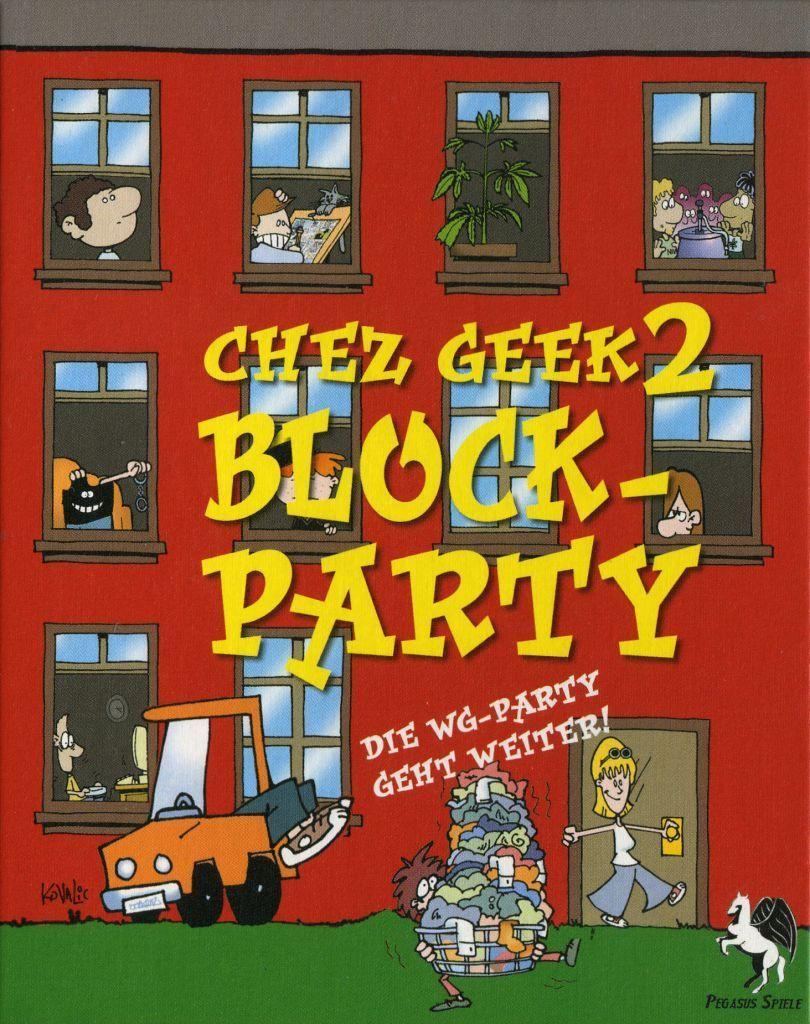 Chez Geek 2: Blockparty