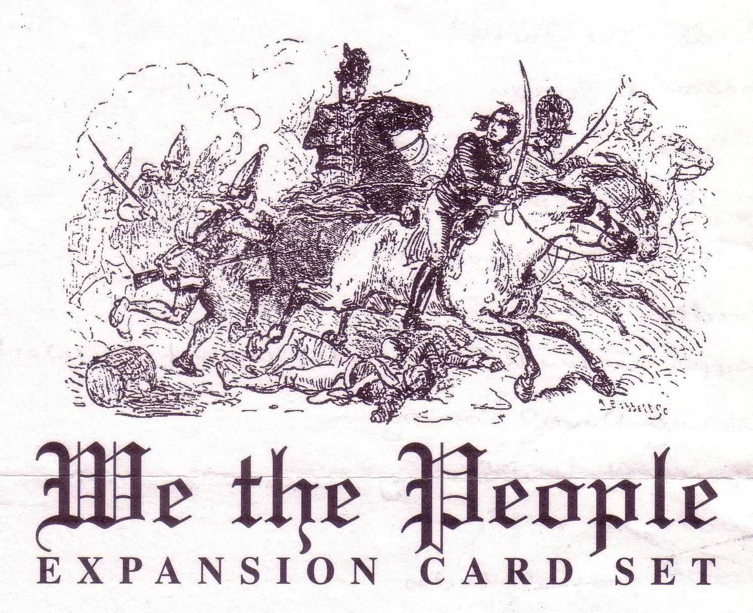 We the People: Expansion Card Set