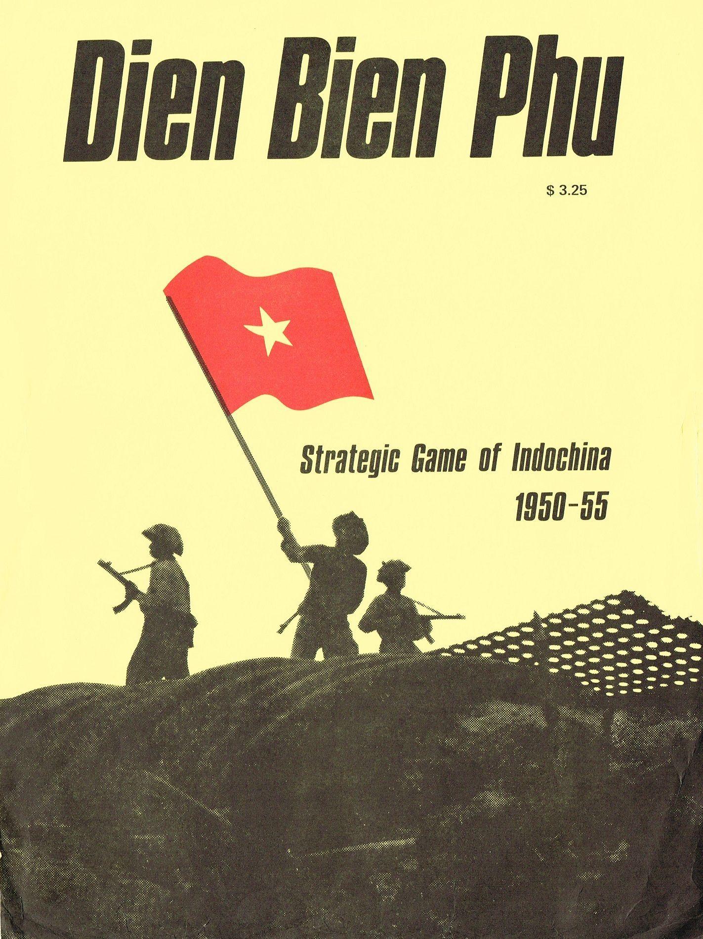 Dien Bien Phu: Strategic Game of Indochina 1950-55