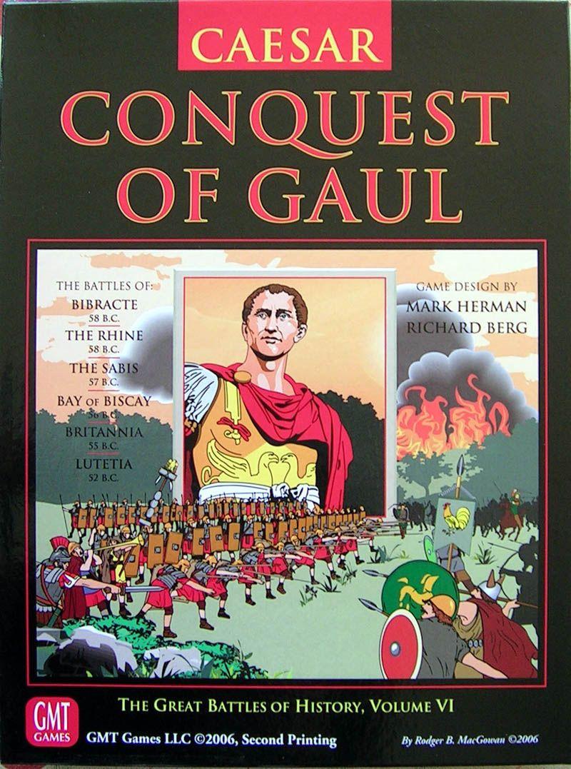 Caesar: Conquest of Gaul