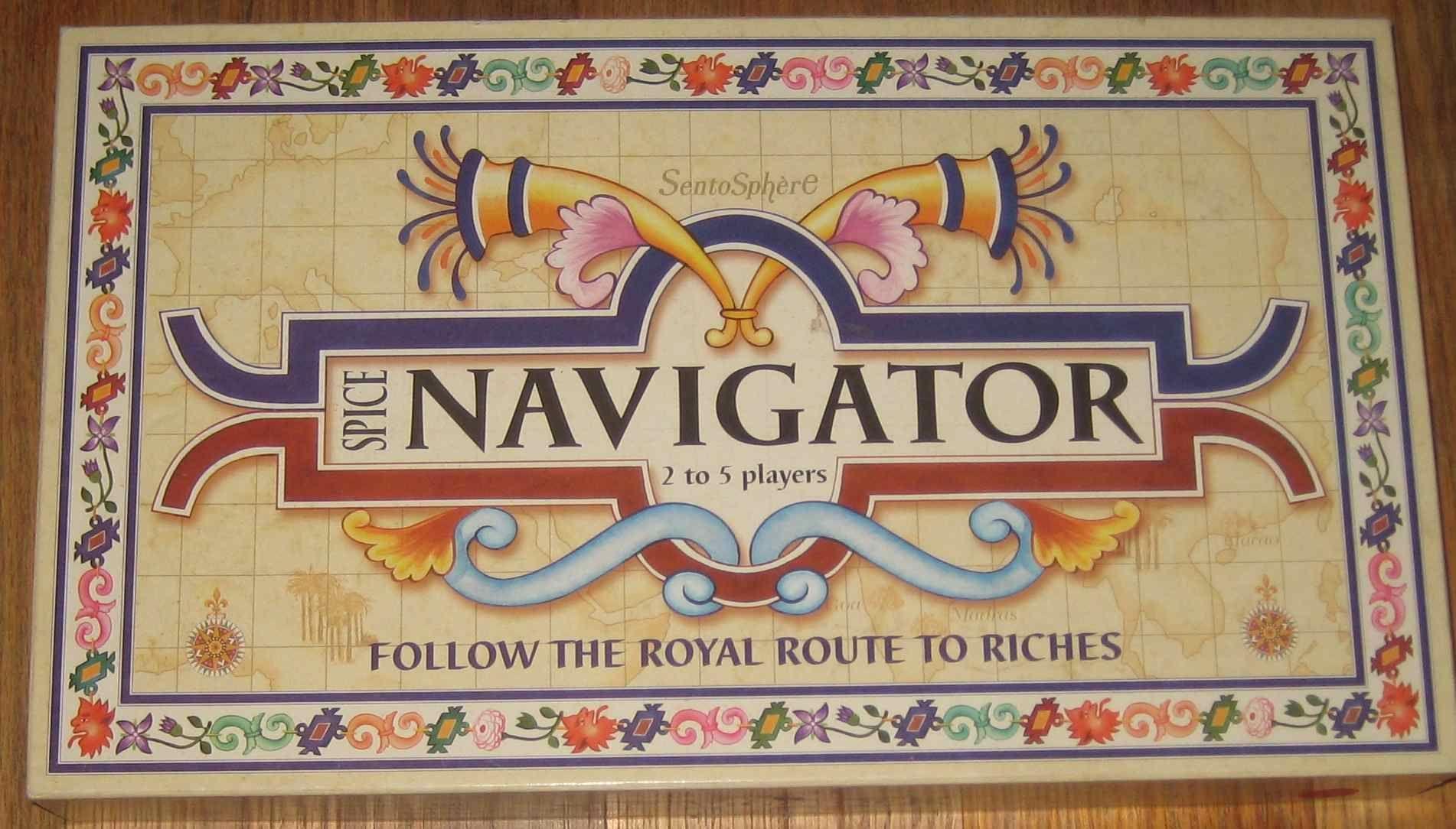 Spice Navigator