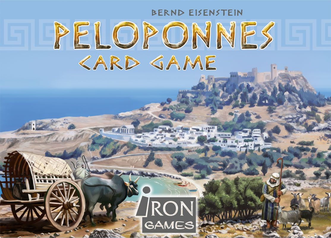 Peloponnes Card Game