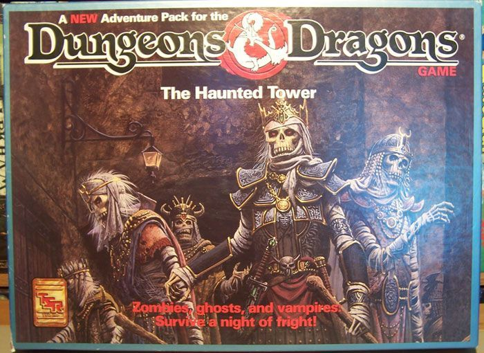 Dungeons & Dragons: The Haunted Tower