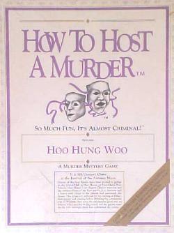 How to Host a Murder: Hoo Hung Woo