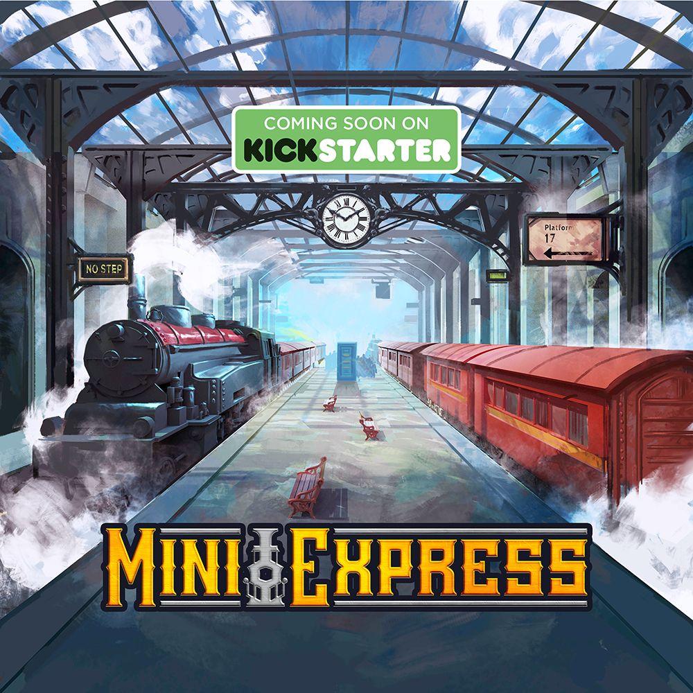 Mini express portada