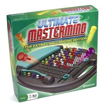 Ultimate Mastermind