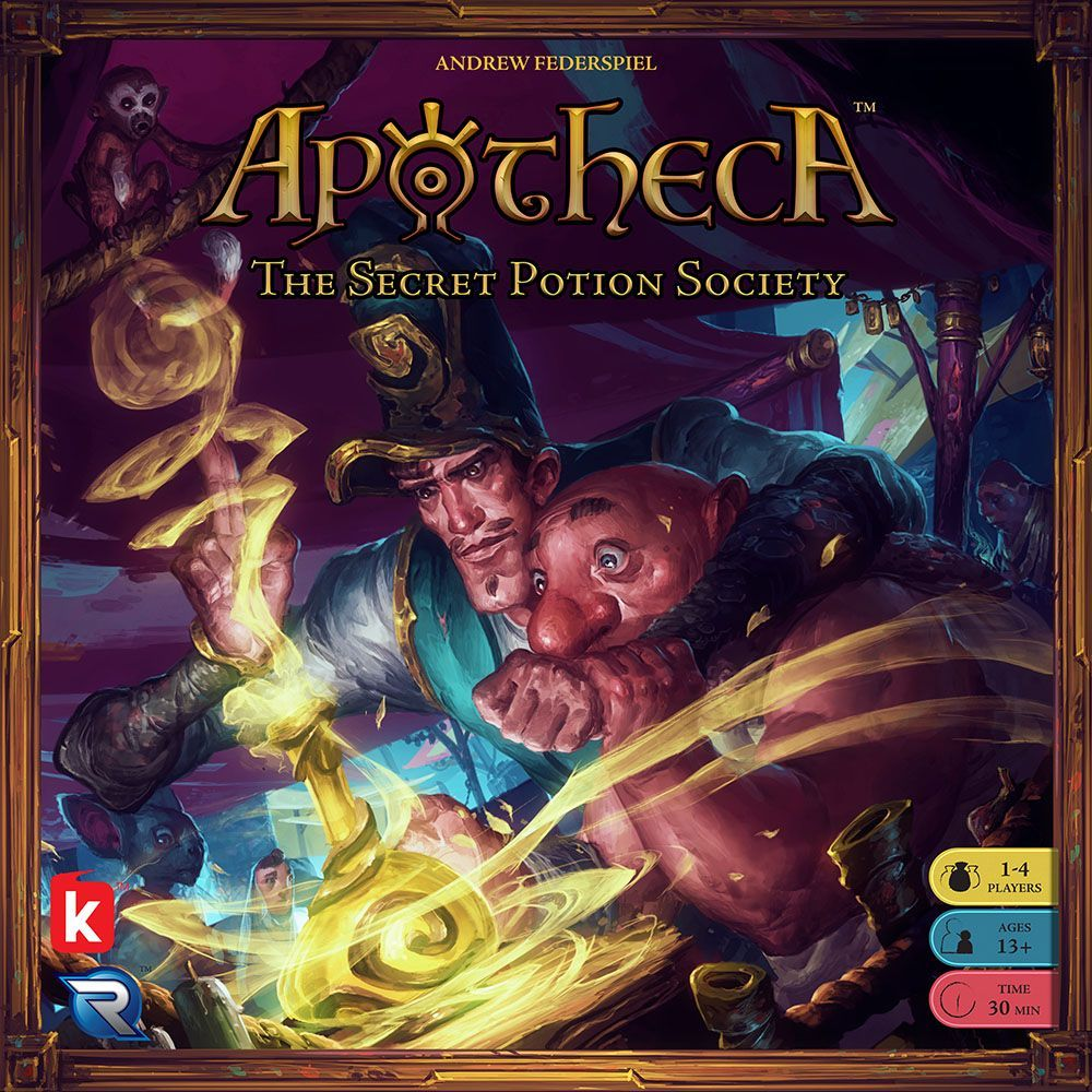 Main image for Apotheca board game