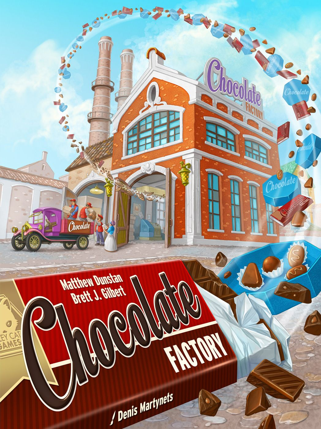Main image for Chocolate Factory
