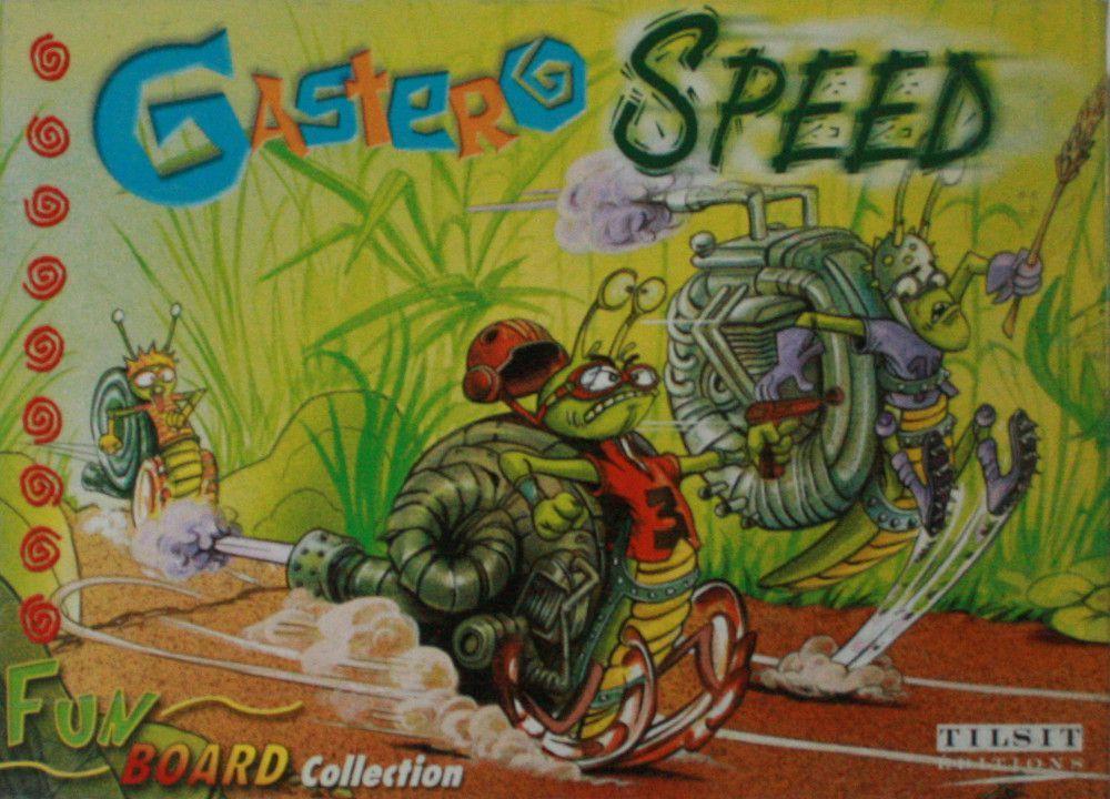 Gastero Speed: Les Gros Bourgognes