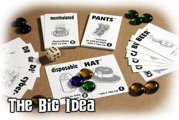 Board Game: The Big Idea