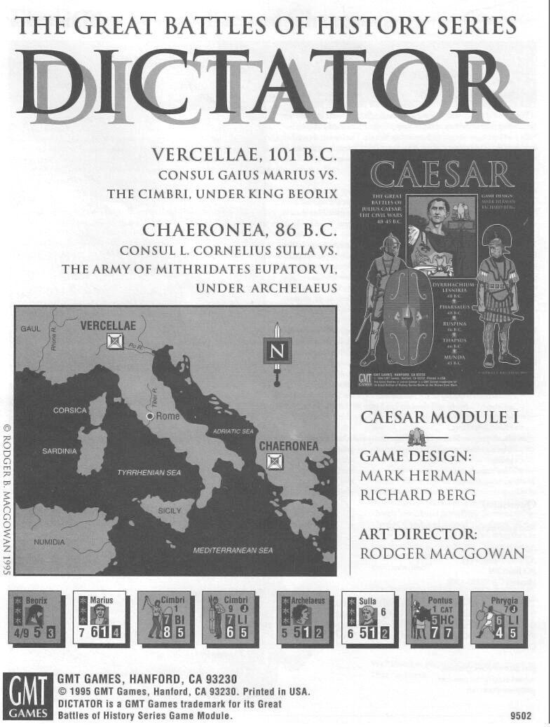 Dictator: Caesar Module