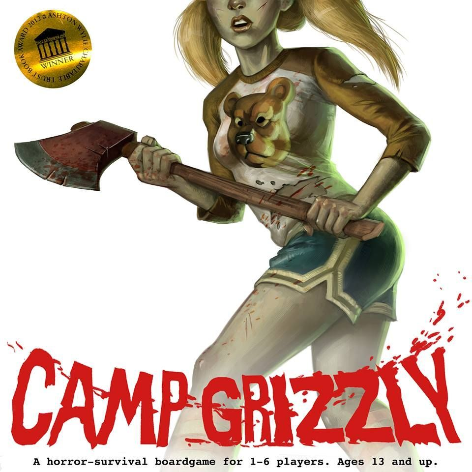Main image for Camp Grizzly
