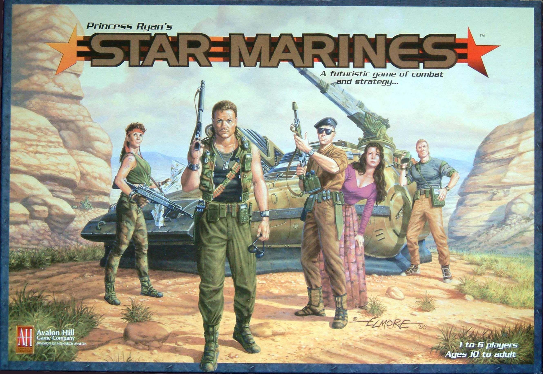 Princess Ryan's Star Marines