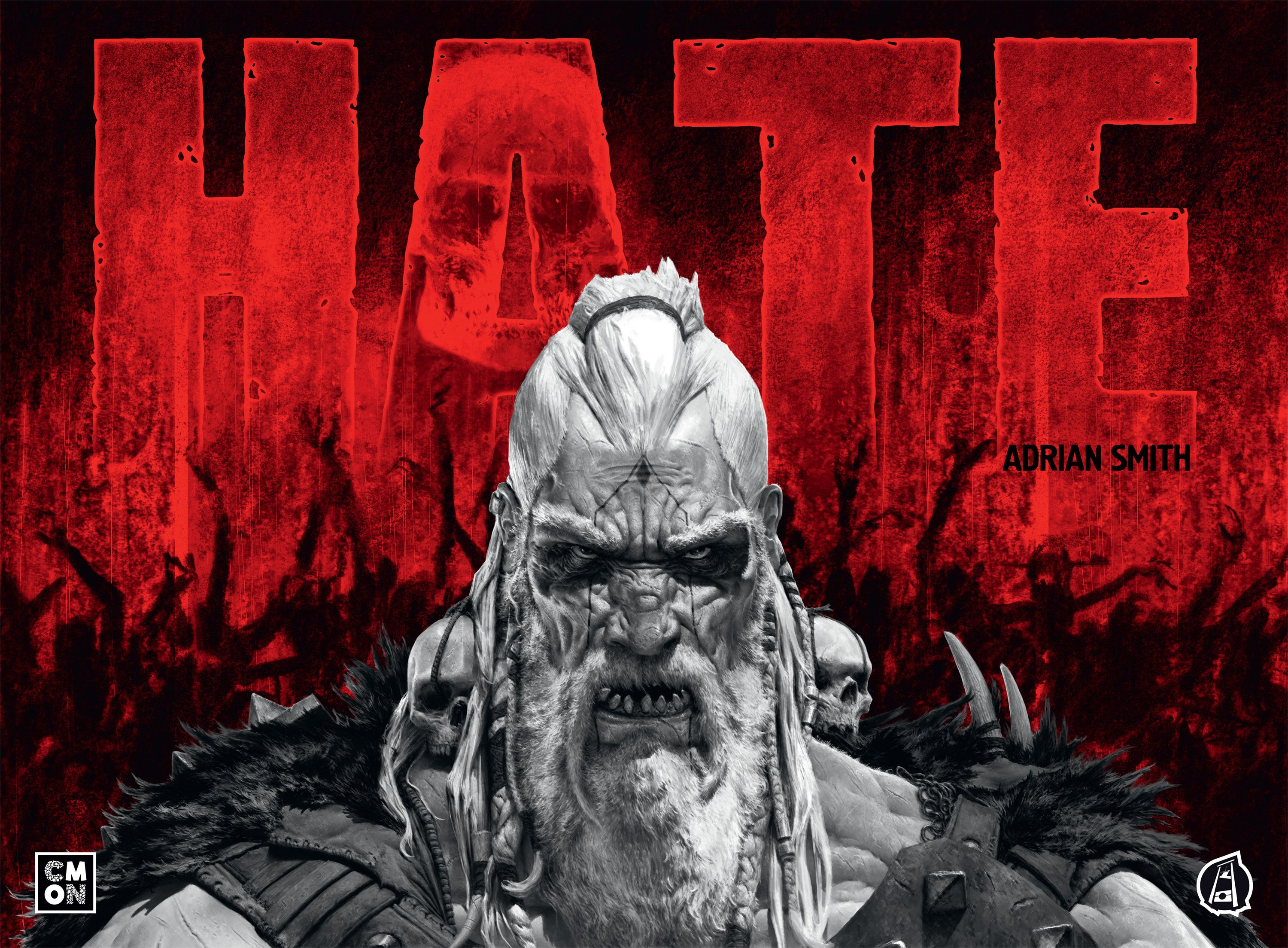 Main image for HATE
