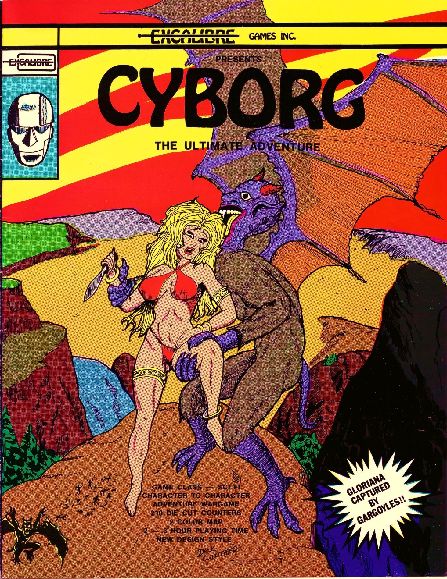Cyborg: The Ultimate Adventure