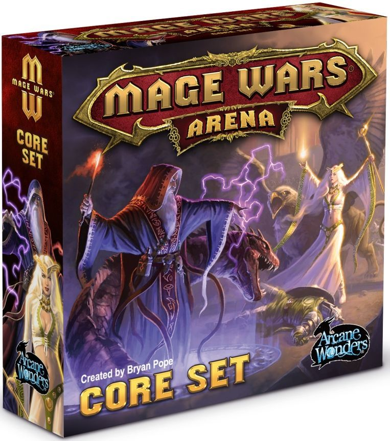 Main image for Mage Wars Arena