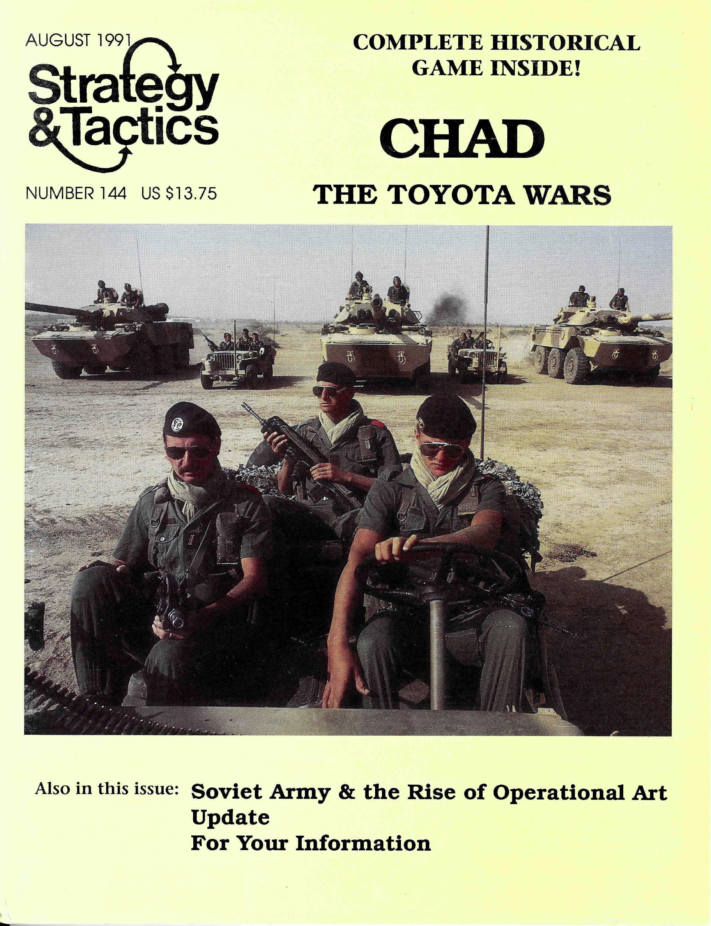 Chad: The Toyota Wars, 1979-1988