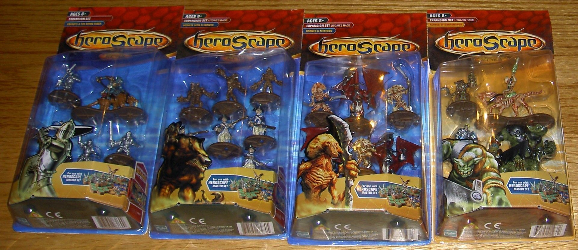 Heroscape Expansion Set: Utgar's Rage
