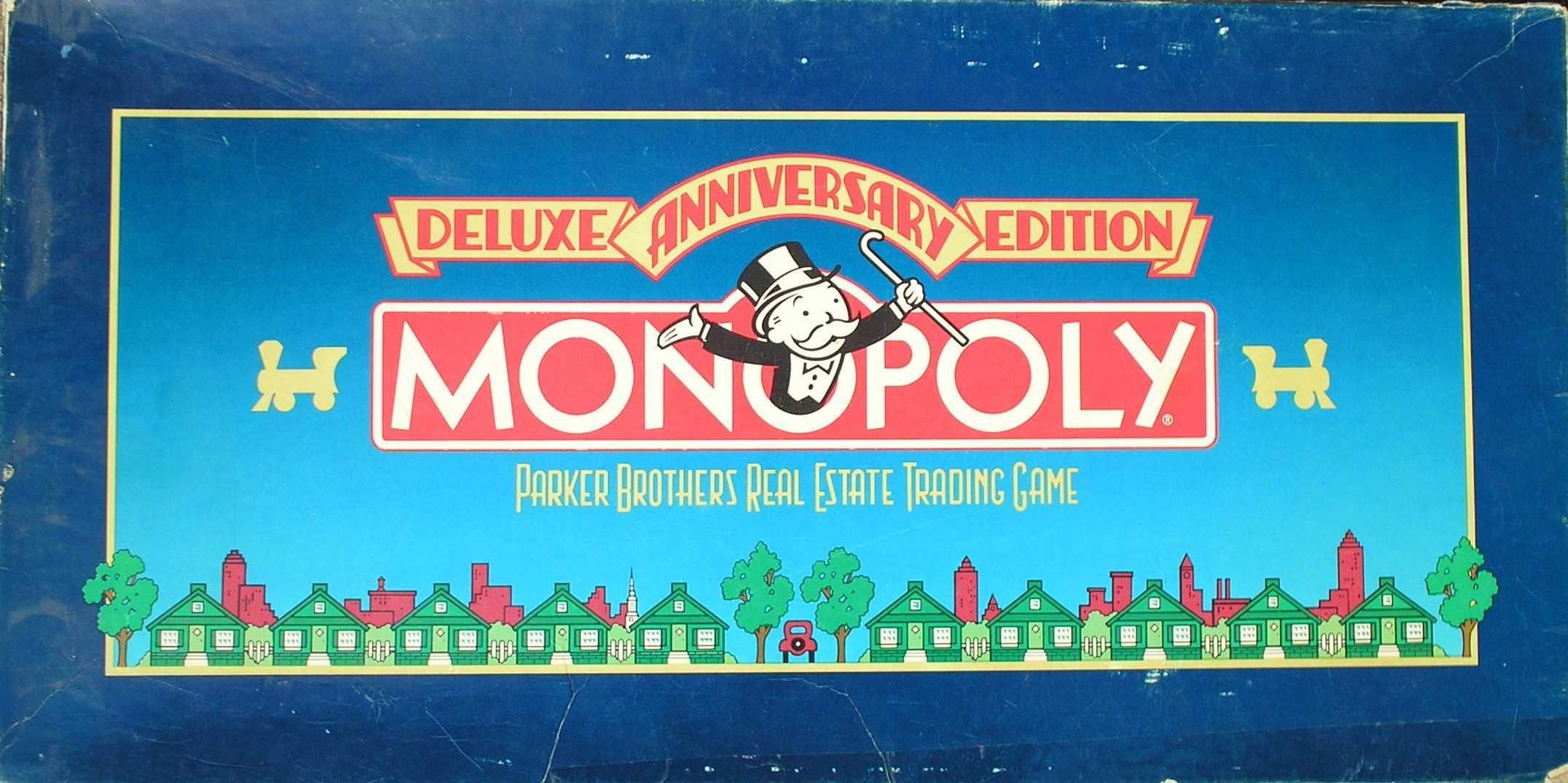 Monopoly: Deluxe Anniversary Edition