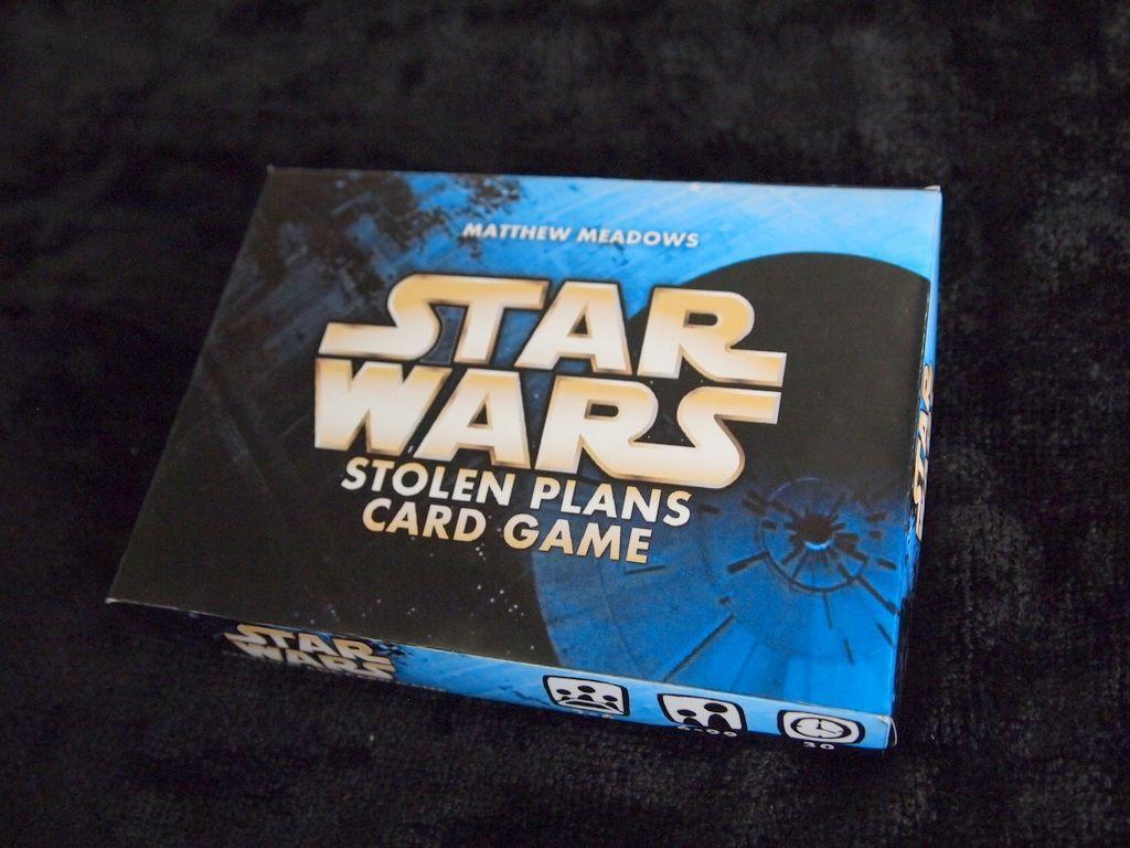 Star Wars: Stolen Plans Card Game