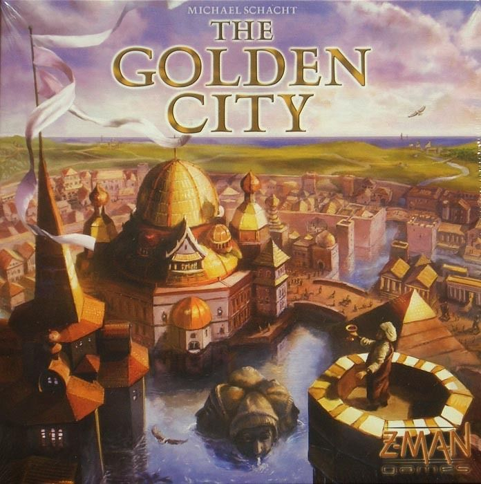 Main image for The Golden City
