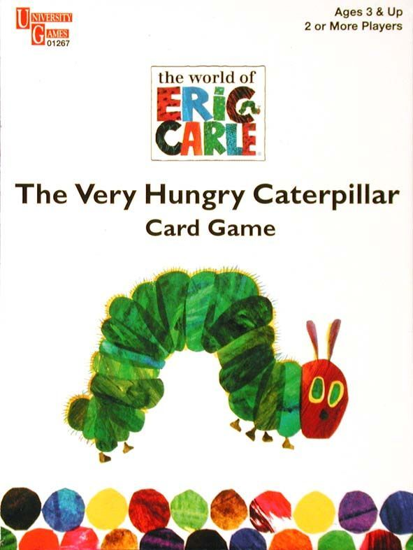 The Very Hungry Caterpillar Card Game