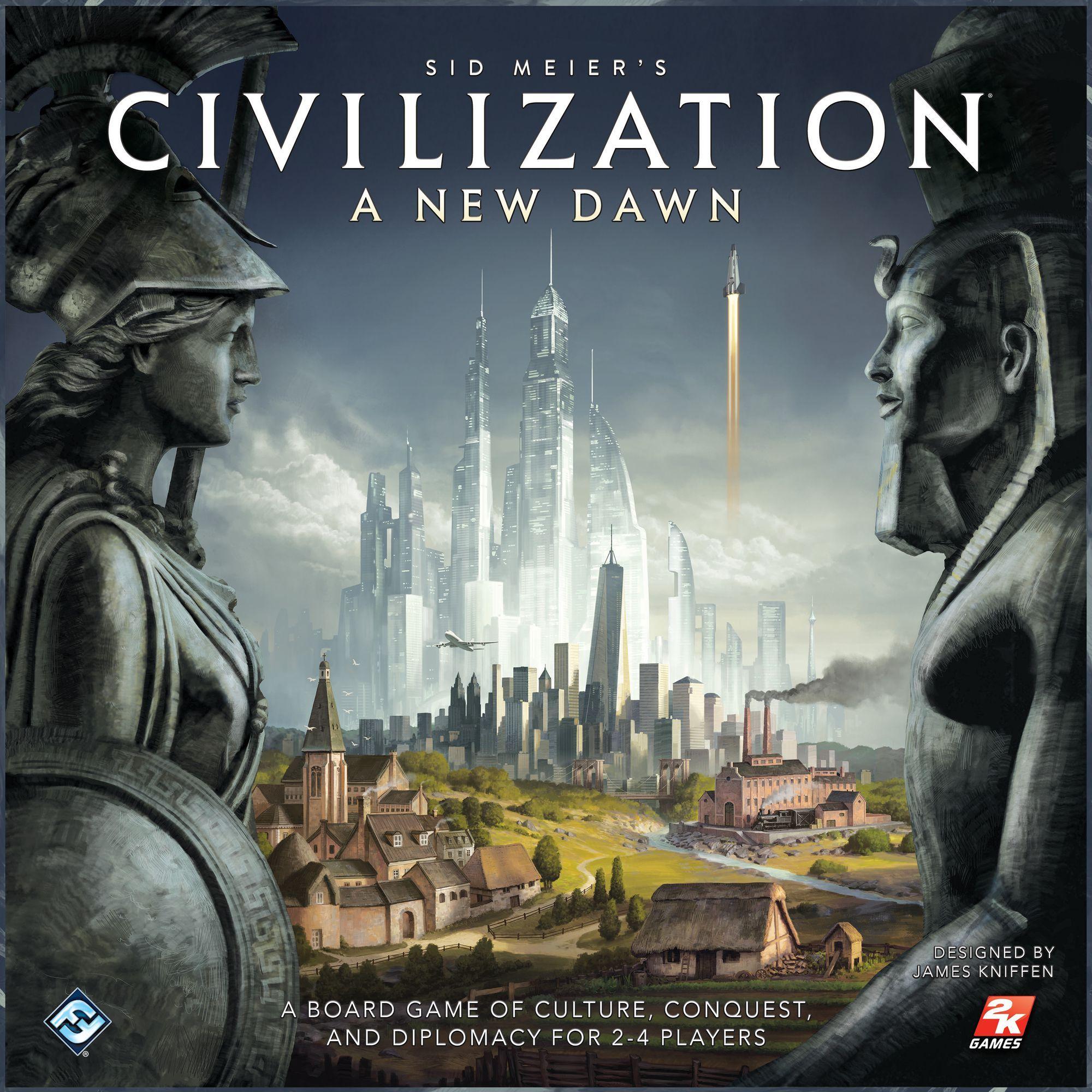 Civilization : Une aube nouvelle
