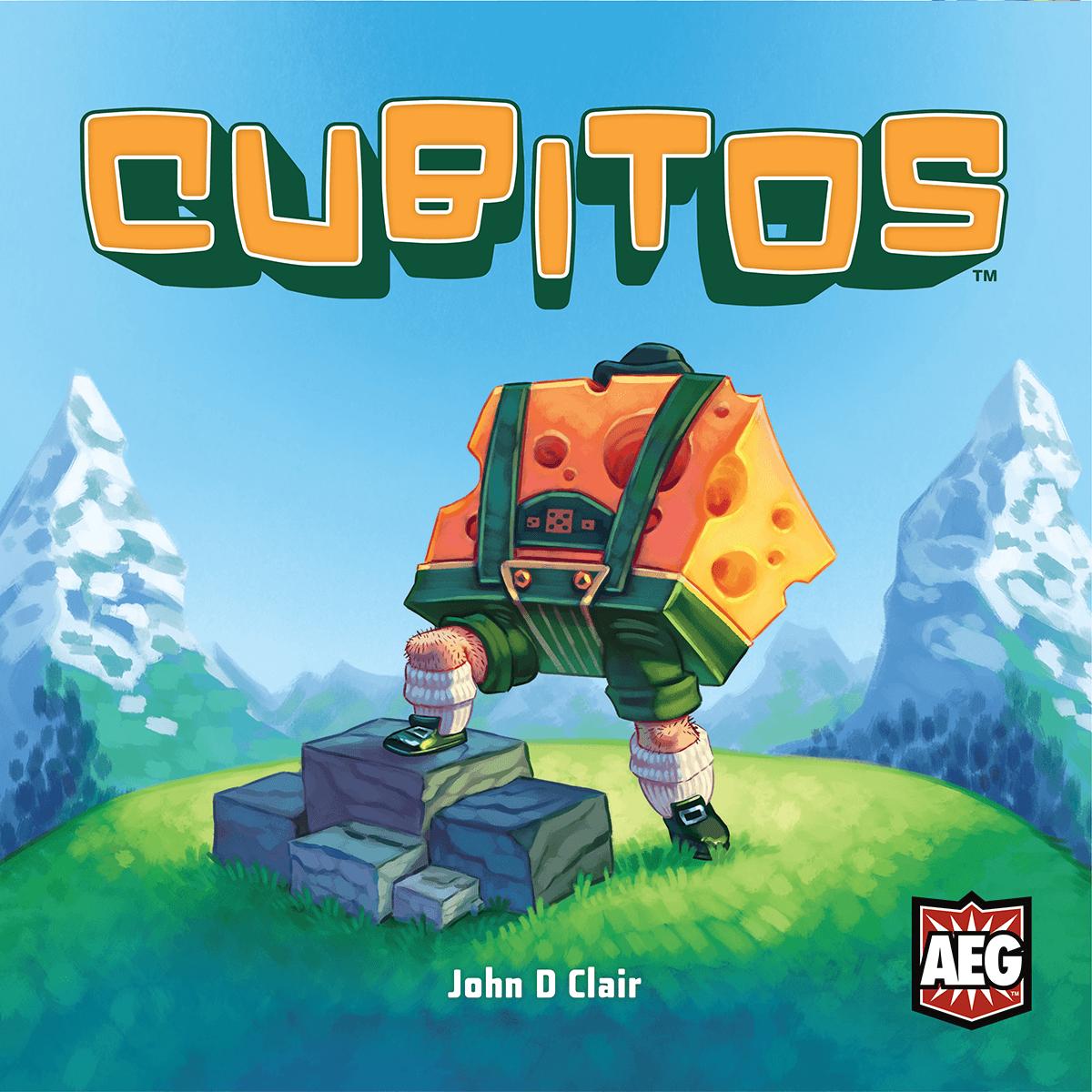 Cubitos en español